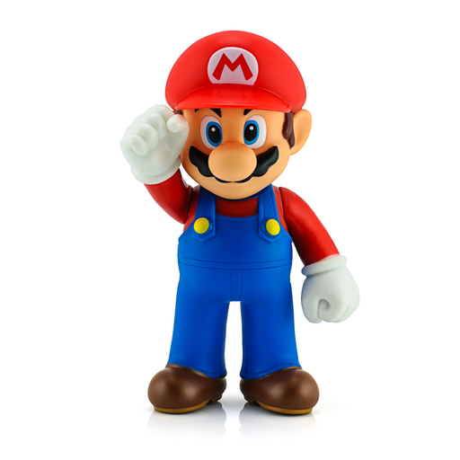 Mario, the world's most famous plumber. Image by Nicescene (via Shutterstock).